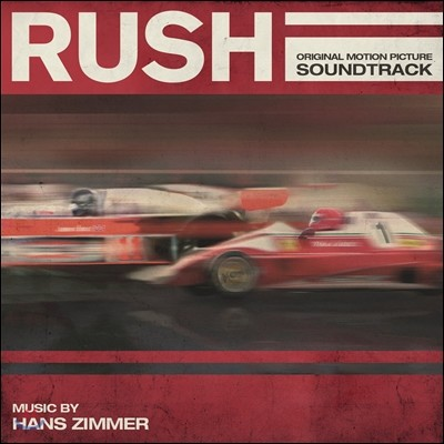 Rush (러시: 더 라이벌) OST (Music by Hans Zimmer)