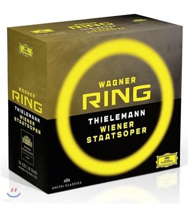 Christian Thielemann 바그너: 니벨룽겐의 반지 전곡집 (Wagner: Ring) - 크리스티안 틸레만, 비엔나 국립 오페라