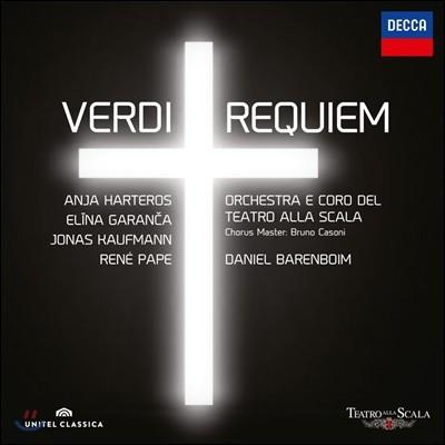 Elina Garanca / Jonas Kaufmann 베르디: 레퀴엠 (Verdi: Requiem) 가란차, 카우프만, 바렌보임