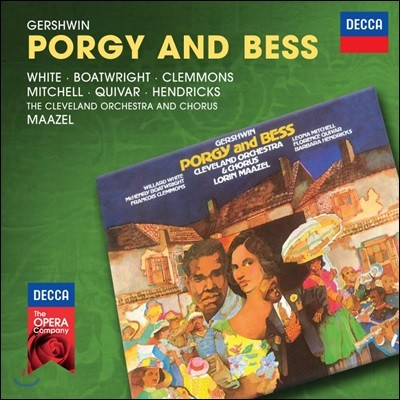 Willard White 거슈윈: 포기와 베스 (Gershwin: Porgy and Bess)