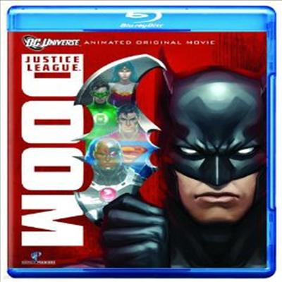 Justice League: Doom (저스티스 리그 :둠 ) (한글무자막)(Blu-ray) (2012)