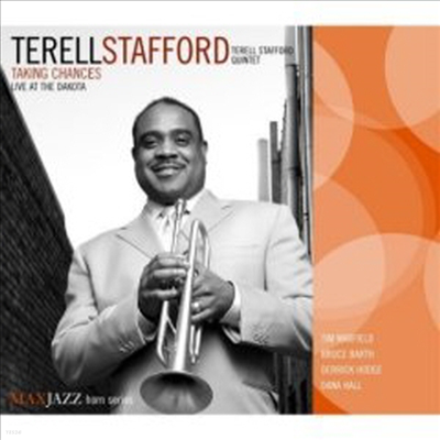 Terell Stafford - Taking Chances - Live At The Dakota (Digipak)