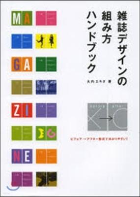雜誌デザインの組み方ハンドブック