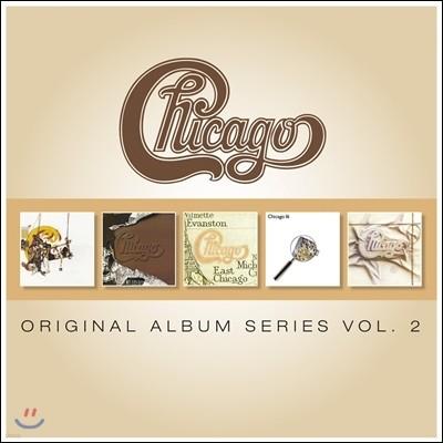 Chicago - Original Album Series 2 (5CD Special Edition)