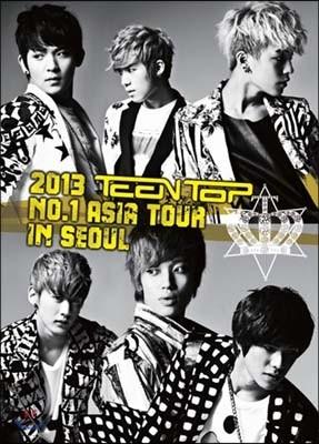 2013 틴탑 No.1 아시아 투어 인 서울