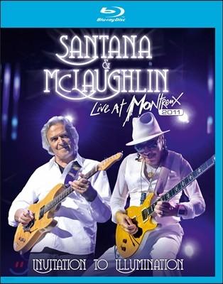 Carlos Santana / John Mclaughlin - Live At Montreux 2011: Invitation To Illumination 카를로스 산타나 & 존 맥러플린 2011년 몽트뢰 재즈 페스티벌 공연실황