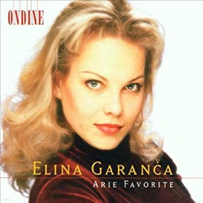 엘리나 가랑차 - 유명 아리아 절창집 (Elina Garanca - Arie Favorite)(CD) - Elina Garanca