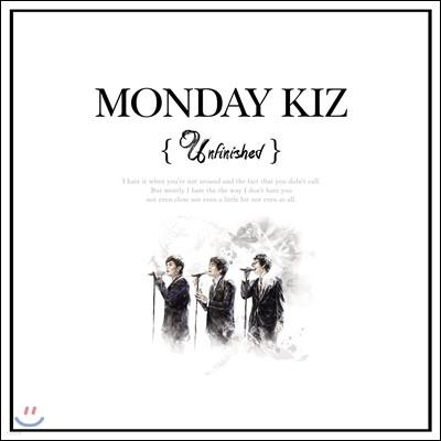 먼데이 키즈 (Monday Kiz) 5집 - Unfinished