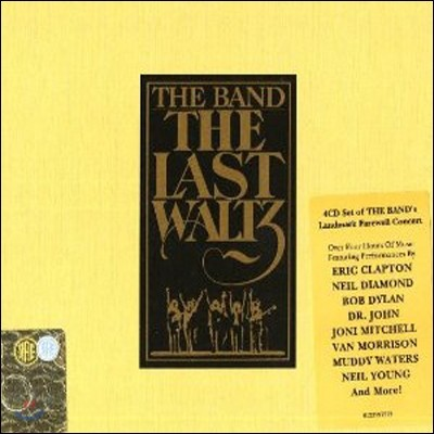 The Band - The Last Waltz (Deluxe Edition)