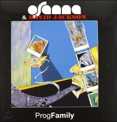 Osanna & David Jackson - Prog Family