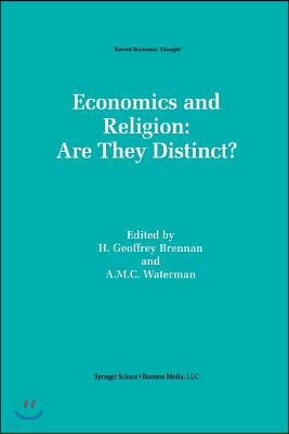 Economics and Religion: Are They Distinct?