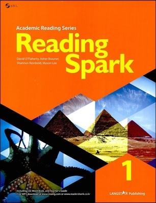 READING SPARK 리딩스파크 Level 1