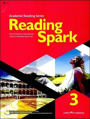 READING SPARK 리딩스파크 Level 3