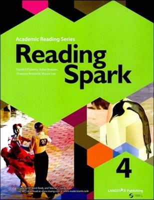 READING SPARK 리딩스파크 Level 4