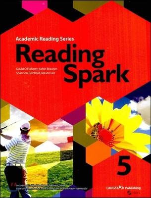 READING SPARK 리딩스파크 Level 5