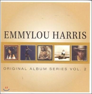 Emmylou Harris - Original Album Series Vol. 2
