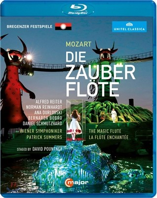 Patrick Summers 모차르트: 마술피리 (Mozart: Die Zauberflote K620)