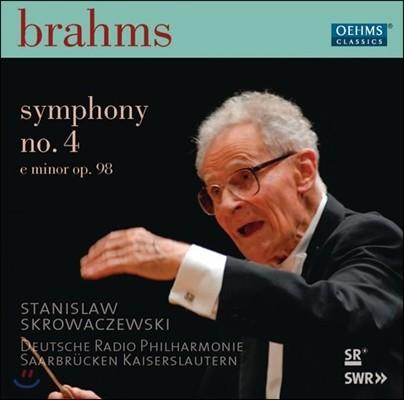 Stanislaw Skrowaczewski 브람스: 교향곡 4번 (Brahms: Symphony No. 4 in E minor, Op. 98)