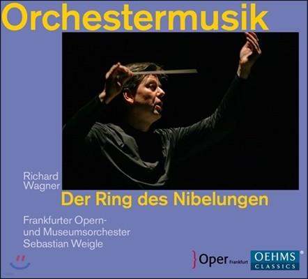 Sebastian Weigle 바그너: 니벨룽의 반지 하이라이트 - 세바스티안 바이글 (Wanger: Der Ring des Nibelungen)