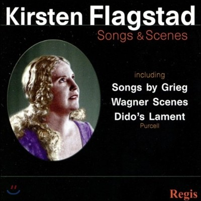 Kirsten Flagstad : Songs & Scenes 키르스텐 플라그슈타트 애창곡집