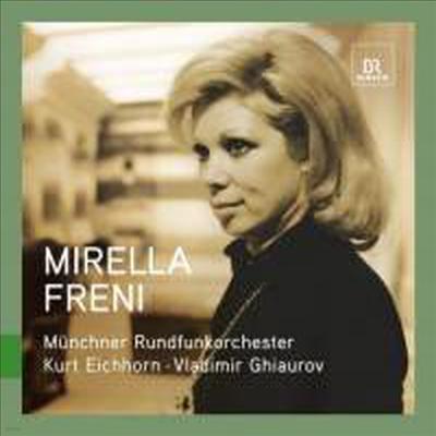 Great Singers Live: Mirella Freni - Mirella Freni