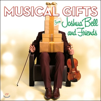 Joshua Bell 조슈아 벨의 홀리데이 음악들 (Musical Gifts From Joshua Bell and Friends)