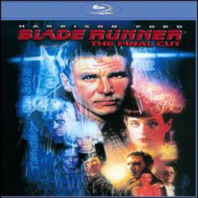 Blade Runner: The Final Cut (블레이드 러너) (한글무자막)(Blu-ray) (1982)
