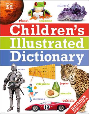 DK Children's Illustrated Dictionary (미국판)