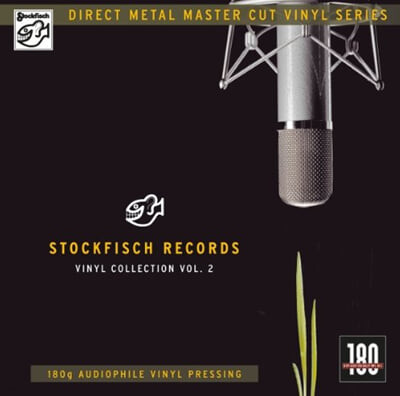 Stockfisch Records Vinyl Collection Vol.2 (슈톡피쉬 바이닐 컬렉션 2집) [LP]