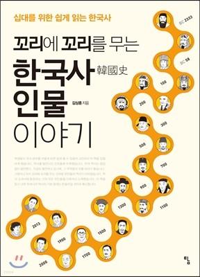 꼬리에 꼬리를 무는 한국사 인물 이야기