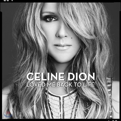Celine Dion - Loved Me Back To Life (Standard Version)