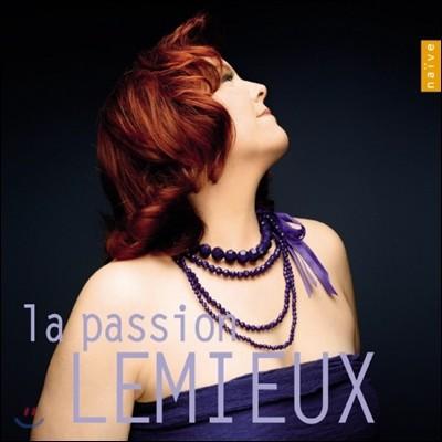 Marie-Nicole Lemieux 정열의 르뮤 - 마리-니콜 르뮤 오페라 아리아 모음집 (La Passion Lemieux)