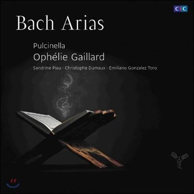 Ophelie Gaillard 바흐: 피콜로 첼로 반주에 의한 아리아 (Bach : Arias with piccolo cello)