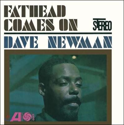 David 'Fathead' Newman - Fathead Comes On