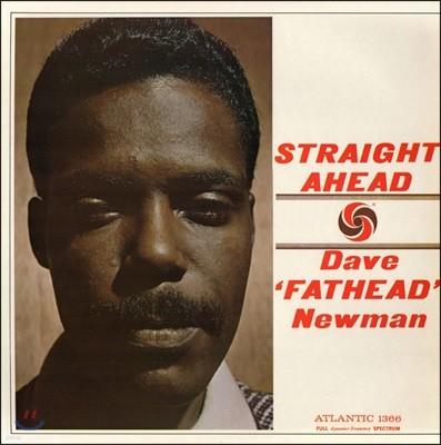 David 'Fathead' Newman - Straight Ahead