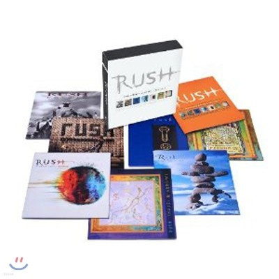Rush - The Atlantic Studio Albums 1989-2007 (Deluxe Edition)