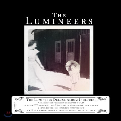 The Lumineers - The Lumineers (Deluxe Repack)