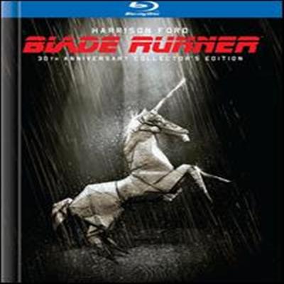 Blade Runner :30th Anniversary Collector's Edition (블레이드 러너) (한글무자막)(Blu-ray) (1982)