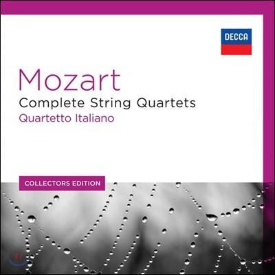 Quartetto Italiano 모차르트: 현악 사중주 전곡 (Mozart: String Quartets)