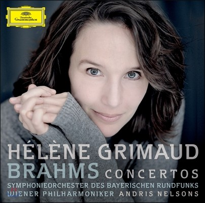 Helene Grimaud 브람스: 피아노 협주곡 1, 2번 (Brahms: Piano Concertos) 엘렌 그뤼모