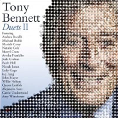 Tony Bennett (토니 베넷) - Duets II [2LP]