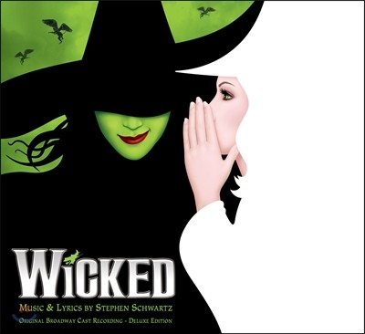 Wicked (뮤지컬 위키드) Original Broadway Cast Recording (Deluxe Edition)