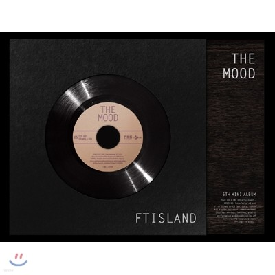 에프티아일랜드 (FTISLAND) - 5th 미니앨범 : The Mood