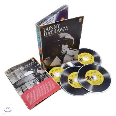 Donny Hathaway - Never My Love: The Anthology (Deluxe Box Edition)