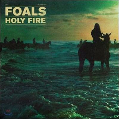 Foals - Holy Fire (Deluxe Edition)