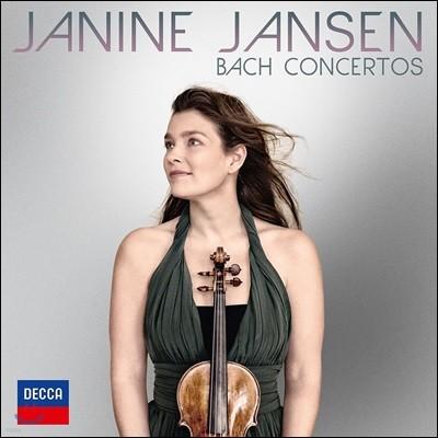 Janine Jansen 바흐: 바이올린 협주곡 (Bach: Violin Concertos)
