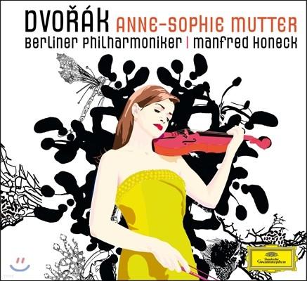 Anne-Sophie Mutter 드보르작: 바이올린 협주곡 (Dvorak: Violin Concerto Op.53) 안네 소피 무터