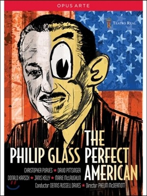 Dennis Russell Davies 필립 글래스 : 퍼펙트 아메리칸 (Philip Glass: The Perfect American)