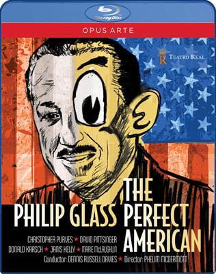 글래스 : 퍼펙트 아메리칸 (Glass: The Perfect American)