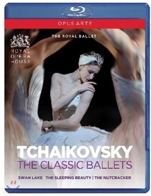 Orchestra Of The Royal Opera House 차이코프스키 3대 클래식 발레 [로얄발레단 블루레이] (Tchaikovsky: Classic Ballets)